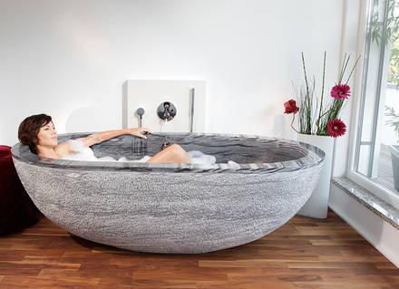 Badewanne Naturstein juma baden in naturstein aqua emotion de