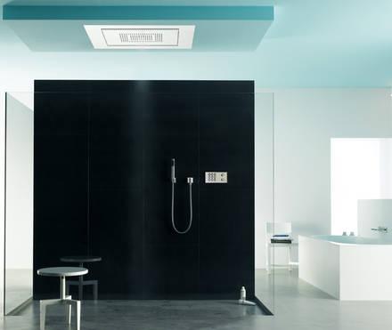 dornbracht rainsky e eine choreographie der elemente aqua. Black Bedroom Furniture Sets. Home Design Ideas