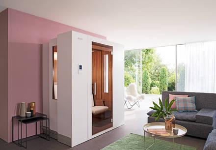 klafs s1 infrarot passt berall und jetzt im winter sowieso aqua. Black Bedroom Furniture Sets. Home Design Ideas