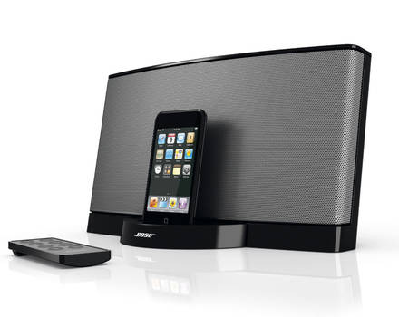bose ein neues zuhause f r ipod und iphone aqua. Black Bedroom Furniture Sets. Home Design Ideas