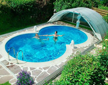 pool clever heizen aqua. Black Bedroom Furniture Sets. Home Design Ideas