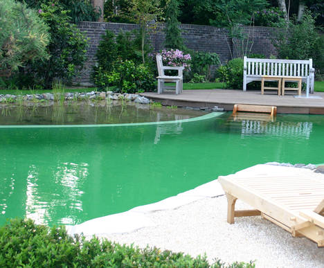 Biotop poolfarben aqua for Pool mit schwarzer folie