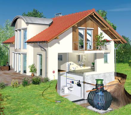 regenwasser nutzen denn trinkwasser ist kostbar und teuer aqua. Black Bedroom Furniture Sets. Home Design Ideas