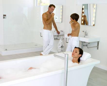 luftentfeuchter sorgen f r wohlf hlklima im bad aqua. Black Bedroom Furniture Sets. Home Design Ideas