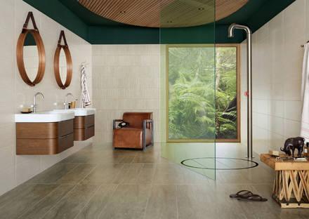 aqua agrob fliesen wie holz und stein. Black Bedroom Furniture Sets. Home Design Ideas