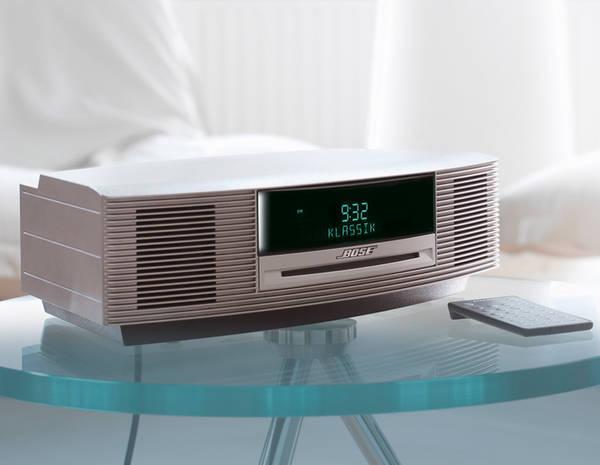 testbericht bose wave music system aqua. Black Bedroom Furniture Sets. Home Design Ideas