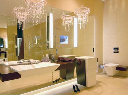 Weltweit erster Showroom des Swarovski Bathroom im Stilwerk ...