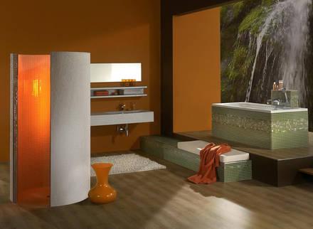 die neue gestaltungsfreiheit duschen mitten im raum aqua. Black Bedroom Furniture Sets. Home Design Ideas